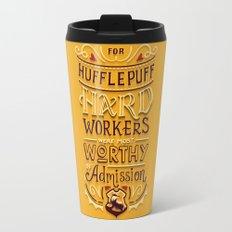 Hard Workers Travel Mug
