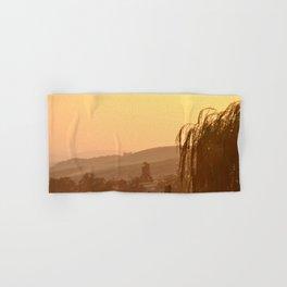 SUNSET OVER EASTERN OREGON Hand & Bath Towel