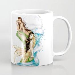 Melody Under Moon Coffee Mug