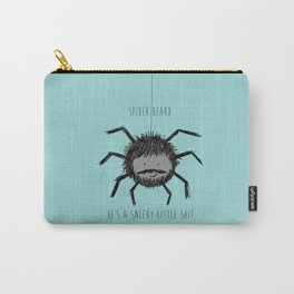 Spider Beard Carry-All Pouch