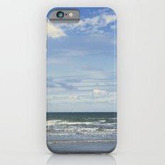 Blue sky, blue sea iPhone 6s Slim Case