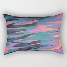 Synthetic Dreams Rectangular Pillow