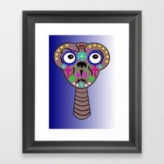 sugar ET Framed Art Print