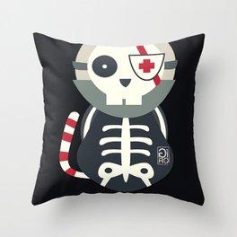 Scat Throw Pillow