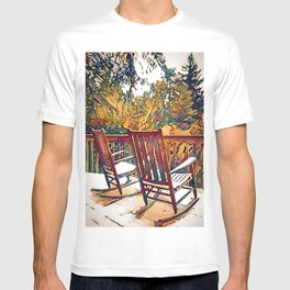 Rocking Serenity T-shirt