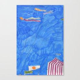 air kings Canvas Print