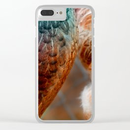 Out for a Walk Clear iPhone Case