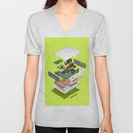 Assembly Required 9 Unisex V-Neck