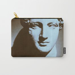 Head of a Goddess - photo Carry-All Pouch