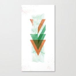 3Lives - Air Canvas Print