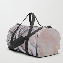 Sphynx, sphinx, sleeping little cat, original oil painting, art Duffle Bag