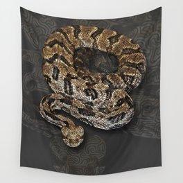 Timber rattlesnake Wall Tapestry