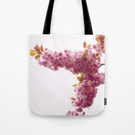 Sakura blooms Tote Bag