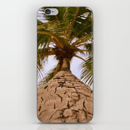 Beach Climbing iPhone Skin