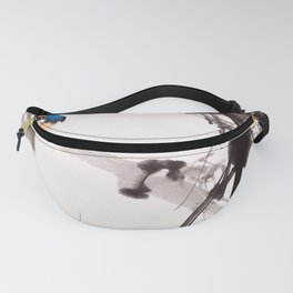 Bird On A Tree - Vintage Chinese art prin Fanny Pack