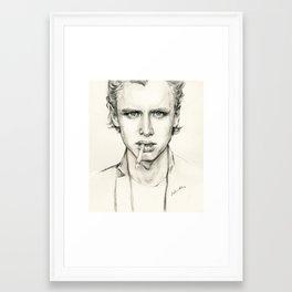 Henrik Holm Framed Art Print