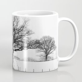 Three Winter Oaks Coffee Mug