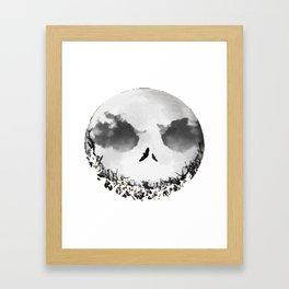 The Nightmare Before Christmas - Jack Skellington Framed Art Print