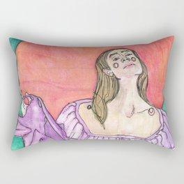 Little Bo Peep Rectangular Pillow