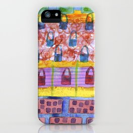 Dreaming of a New Handbag   iPhone Case