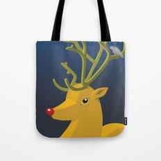 Reindeer's Strike Tote Bag