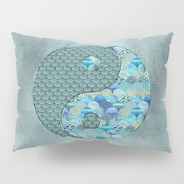 Yin Yang Ocean Spirit Pillow Sham