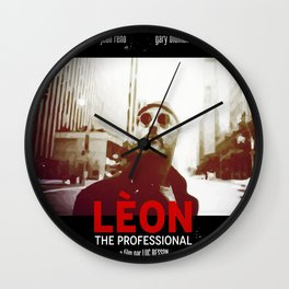 LÈON - The professional Wall Clock