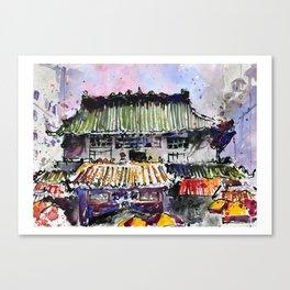20150412 Waterloo Street, Singapore Canvas Print