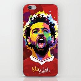 Mo Salah WPAP iPhone Skin