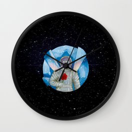space for you Wall Clock
