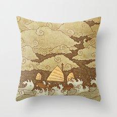 Tempest  Throw Pillow