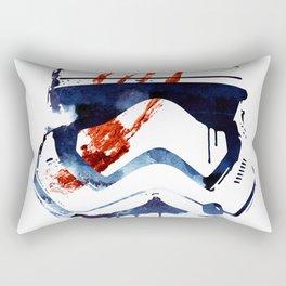 Bloody memories Rectangular Pillow