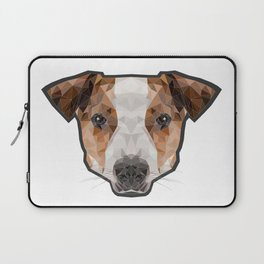 Jack Russell poly Laptop Sleeve
