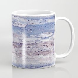 Blue lilac marble Coffee Mug