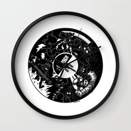 Jumpin' Jack flash Wall Clock