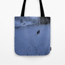 Night hunters Tote Bag