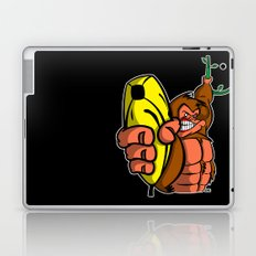 GUNS DON'T KILL PEOPLE... BANANAS DO! Laptop & iPad Skin