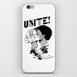 UNITE! iPhone Skin