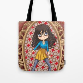 Jessica Day Tote Bag