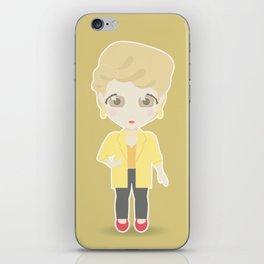 Girls in their Golden Years - Blanche iPhone Skin