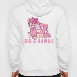 Big & Kawaii Hoody