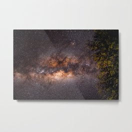 watch the stars with me? Metal Print