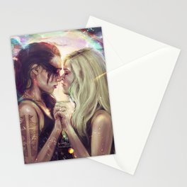 Soft Summer Kisses Stationery Cards
