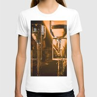 glass T-shirts featuring Glass by Euan Anderson