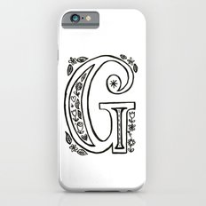g is for iPhone 6s Slim Case