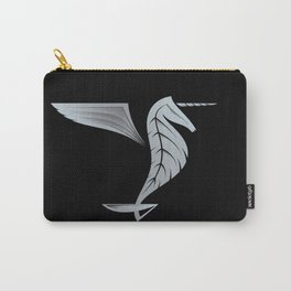 Seahorse Unicorn Carry-All Pouch