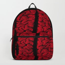 The Vintage Brain Backpack