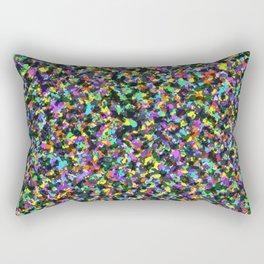 Black Opal Rectangular Pillow