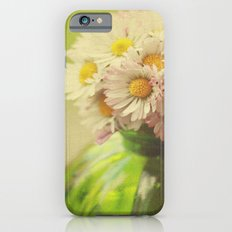 Flowers in the Window iPhone 6s Slim Case