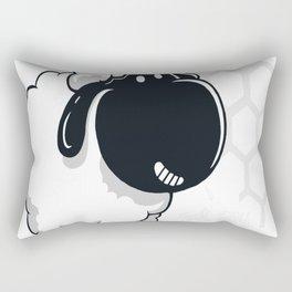 Catan You Give Me Wood Rectangular Pillow
